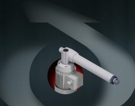 New MecVel flyers on electric linear actuators and screw jacks ranges