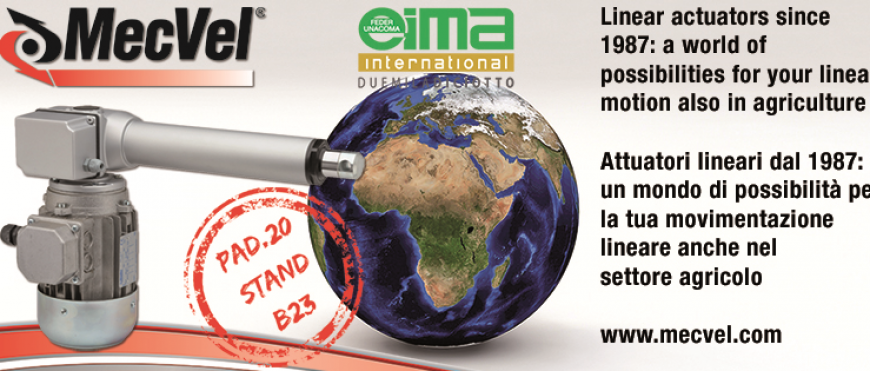 EIMA International 2018 Bologna