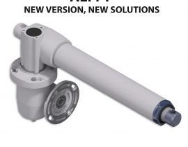 ALI4-P: a new configuration for new linear handling solutions